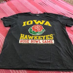 Iowa Hawkeyes Rose Bowl T-Shirt
